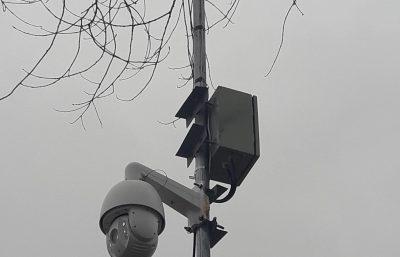 Camara de Seguridad PTZ