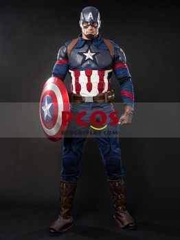 Avengers Endgame Captain America Steve Rogers Cosplay Costumes Best Profession Cosplay Costumes Online Shop