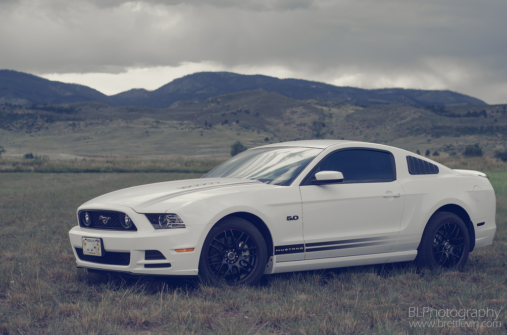Ford Mustang GT best V-8 muscle cars