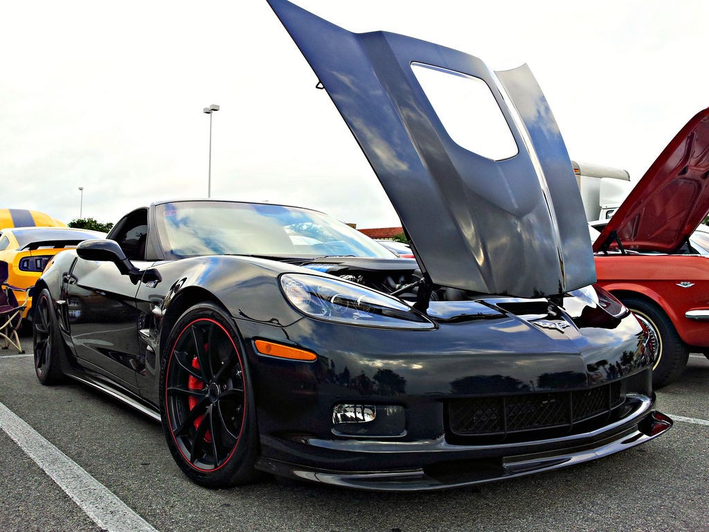 Judging by its predecessors, the new ZR1 should be amazing. Photo by Derrich on Flickr / CC BY 2.0.