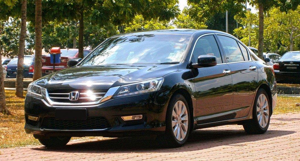 2014 Honda Accord 2.0 VTi-L