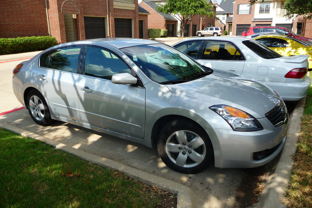Nissan Altima. Photo by David Brooks on Flickr / CC BY 2.0.