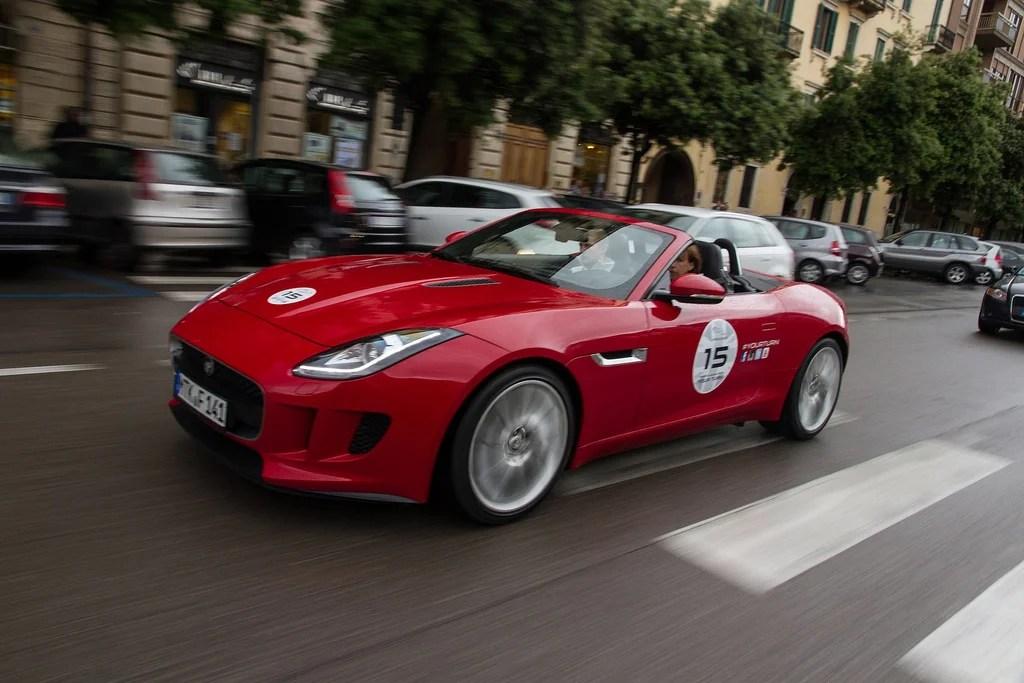 Best 2016 Convertibles. Photo by Jaguar MENA / Flickr / CC BY 2.0