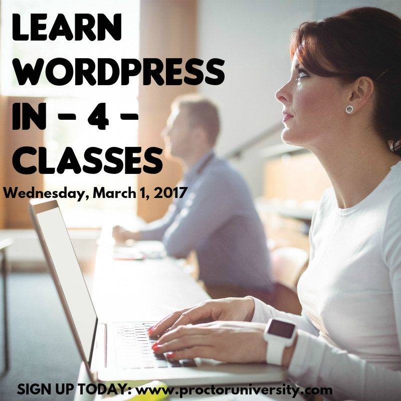 march 2017 wordpress class in new york city