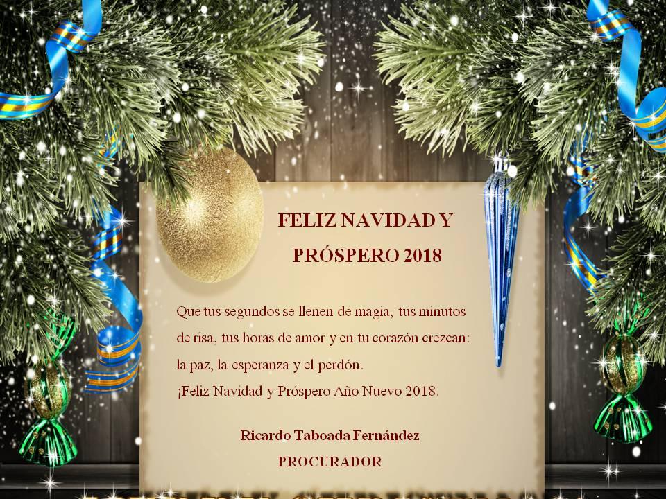 Prospero Año 2018