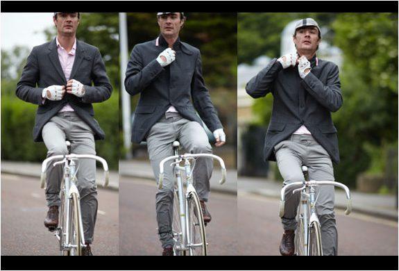 rapha tailored jacket stylish cycling commuter