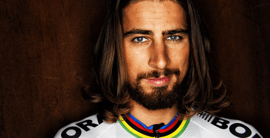 Peter Sagan Bora World Champion