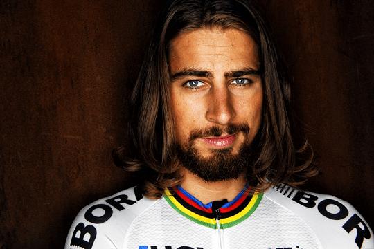 Peter Sagan Bora World Champion
