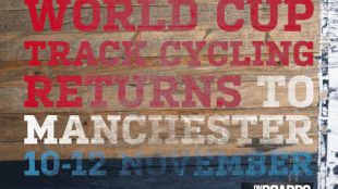 Track World Cup Manchester Preview Logo 2017