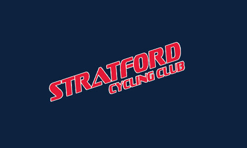 Stratford upon Avon Cycling Club Logo Rectangle