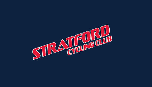 Stratford upon Avon Cycling Club Logo Rectangle