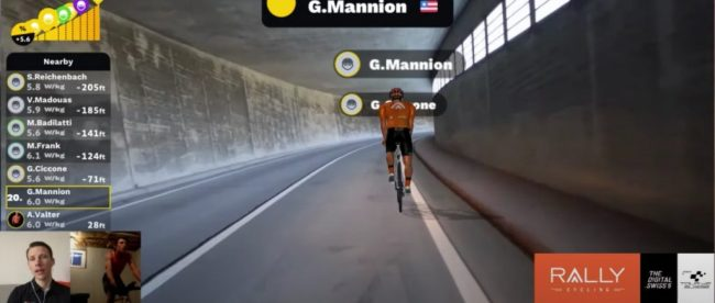 Can Virtual Racing Be The Next 'real Thing' For Cycling?