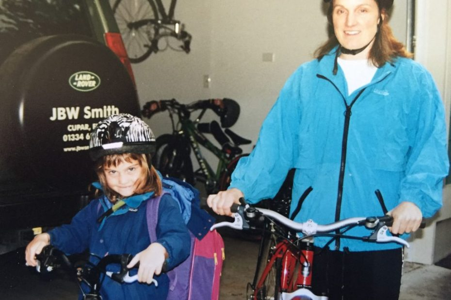 From Adversity To Triumph –the Franz Family Cycling Story