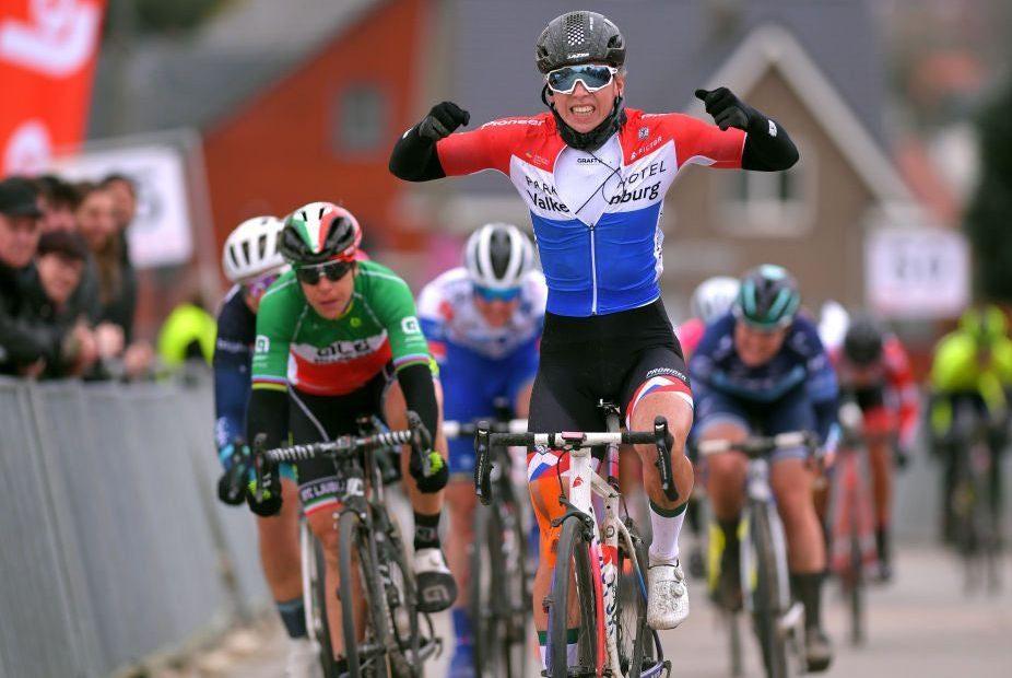 Lorena Wiebes 2020 Omloop van het Hageland