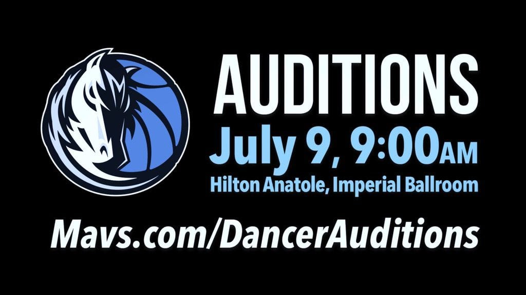 dmd auditions