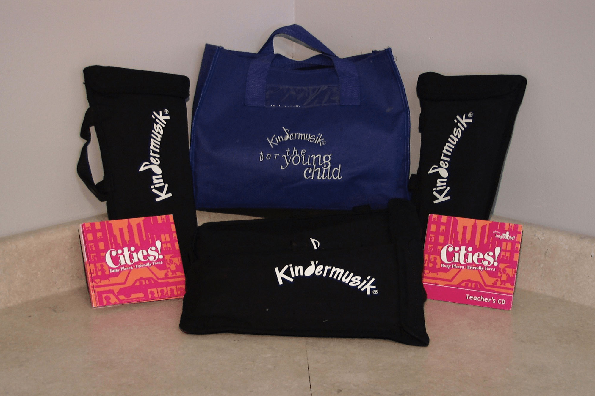 home kindermusik bags