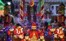 holiday lighting contest