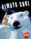 Coca cola ours polaire