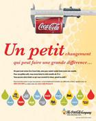 Coca cola changement