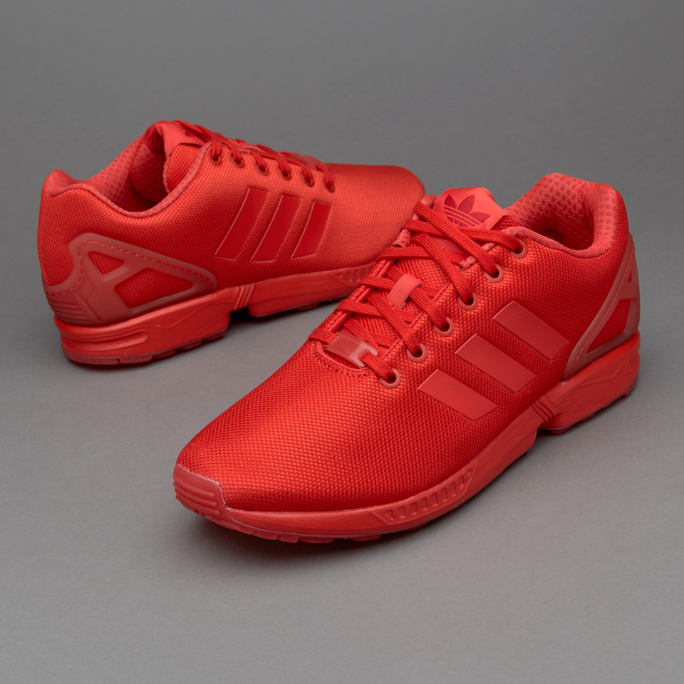 Kids Red Adidas Shoes