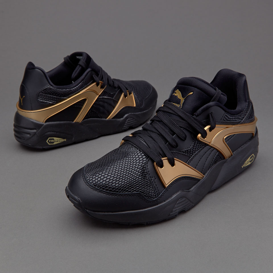 Kids Gold Shoes