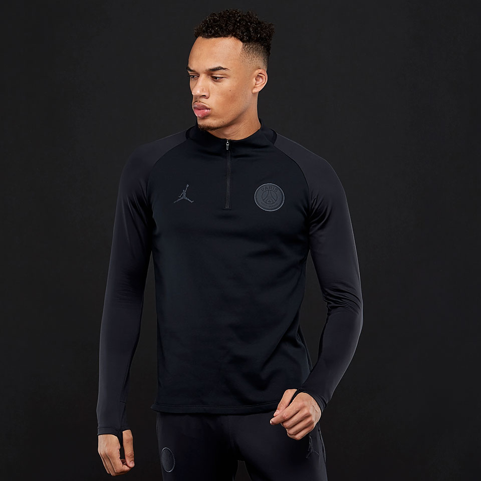 jordan paris saint germain 2018 19 squad drill top