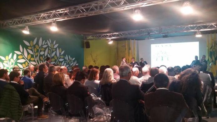 L'Ulivo in fiera a Bari: nessun problema per la xylella, qualità dell'olio biologico garantita