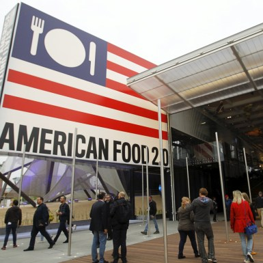 expo american food 2.0