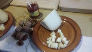 formaggio enocciole