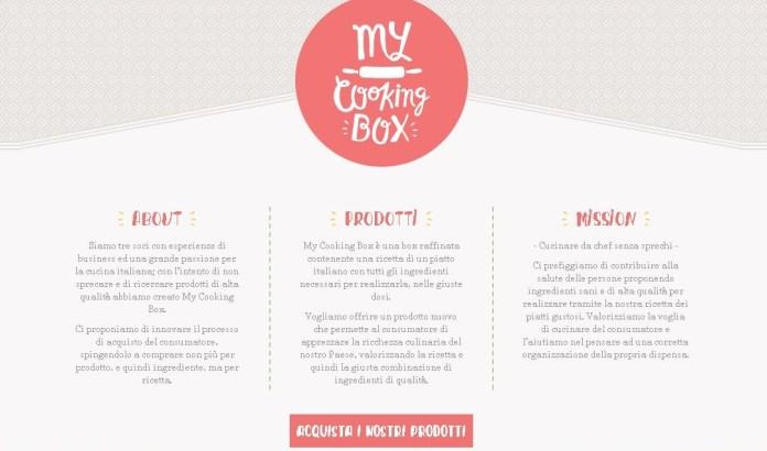 mycookingbox_sito