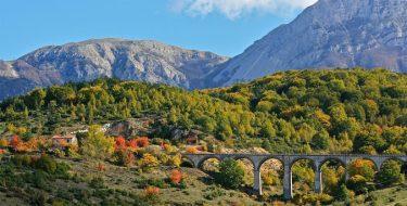 La Transiberiana d'Abruzzo e Molise