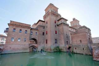 Castello estense a Ferrara