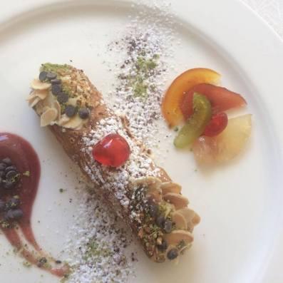 La foto sono per gentile concessione della Chef Adriana Saitta del ristorante Fucina di Vulcano, a Bronte