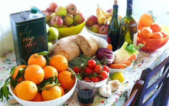 frutta e verdura italiane alla base della dieta sana