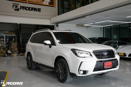 SUBARU Forester x BC Forged