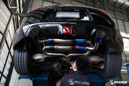 Nissan 370Z x Amuse R1