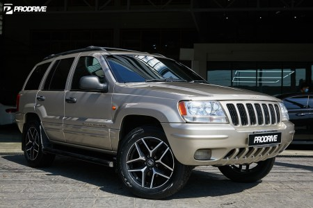 Jeep Grand Cherokee x MSW by OZ Racing