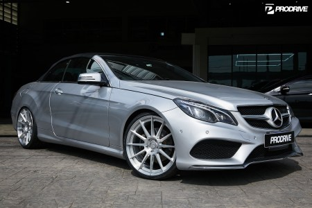 E-Coupe C207 x BC FORGED