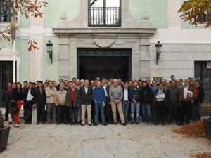 Participantes en la última Jornada VetSupport+ para la gestión de transiciones y cebo