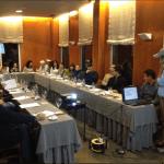 Encuentro del Dr. Martín Pol y especialistas de calidad de leche del Norte España