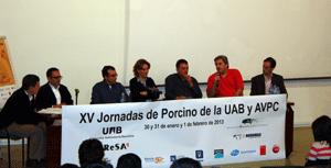 Jornadas de Porcino de la UAB/AVPC