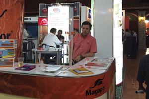 Juan Yeregui, Export Area Manager de Magapor en México.