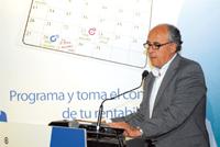 Juan Ignacio Vegas, Director de la Unidad de Negocio de Porcino de MSD Animal Health