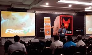 Vétoquinol presenta Forcyl® Swine en América del Sur