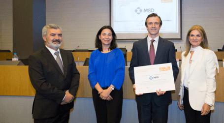 MSD, reconocida como Empresa Socialmente Responsable con la Plantilla por la Fundación Alares y Fundación Diversidad