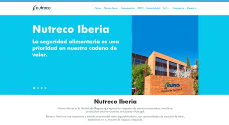 Nutreco Iberia estrena nueva página web