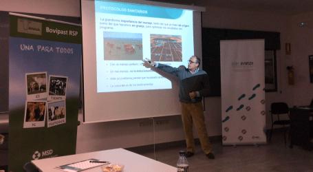MSD Animal Health en la jornada Plan Avanza de Segovia