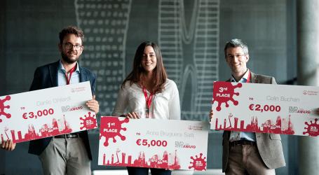 Boehringer Ingelheim concede 15.000 € en premios a los vencedores de la 2ª edición de los BVDZero CaseAwards