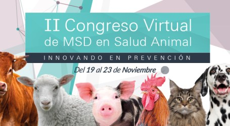 II Congreso Virtual de MSD Animal Health para todas las especies, Innovando en Prevención