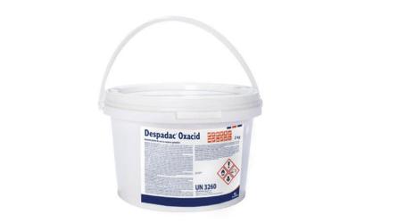 Nuevo desinfectante Despadac Oxacid de Calier